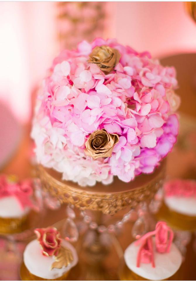 Sweet Pink  Blush Baby Shower  Baby Shower Ideas