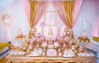 Sweet-Pink-And-Blush-Baby-Shower-Treat-Table - Baby Shower ...