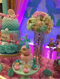 Mythical Mermaid Baby Shower - Baby Shower Ideas - Themes ...