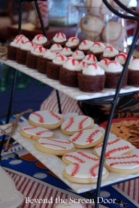 Baseball Baby Shower - Baby Shower Ideas - Themes - Games