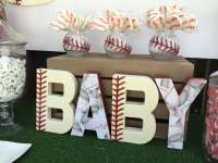 Classic Baseball Baby Shower - Baby Shower Ideas - Themes ...