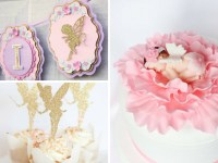 Fairy Themed Baby Shower Decorations and Party Favors ...