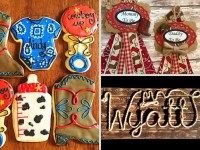Western Themed Baby Shower Decorations and Party Favors