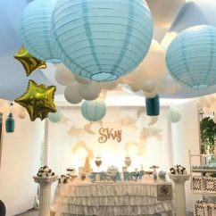 Chairs For Baby Room Kitchen Stuff Plus Dining Sky Blue Shower - Ideas Themes Games