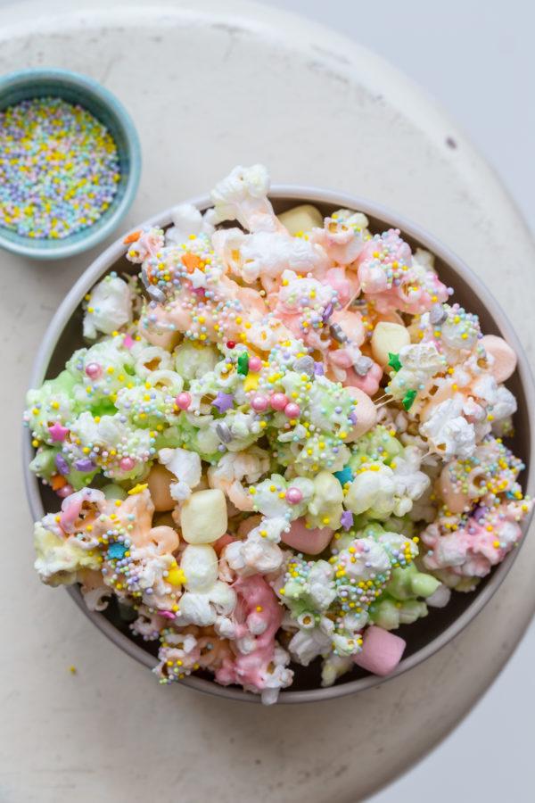 Ice Cream Unicorn Treats