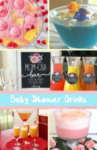 Baby Shower Drinks