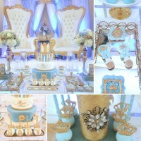 Crown Prince Baby Shower - Baby Shower Ideas - Themes - Games