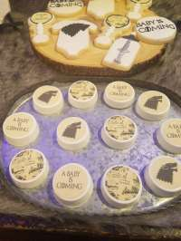 Fabulous Game Of Thrones Baby Shower - Baby Shower Ideas ...