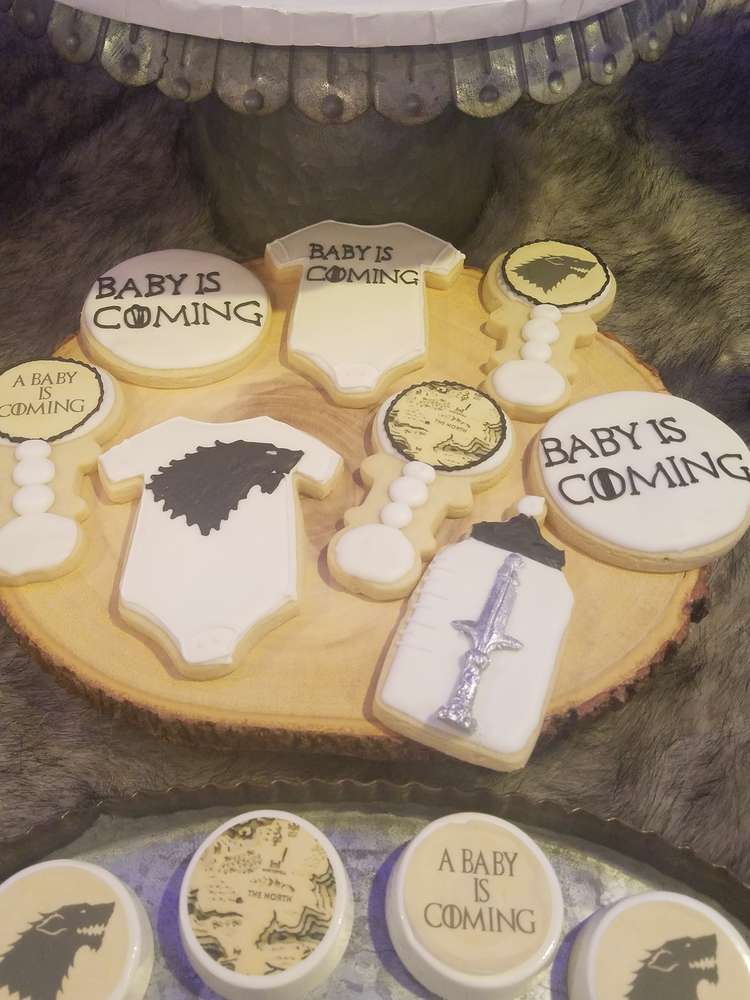 Fabulous Game Of Thrones Baby Shower  Baby Shower Ideas