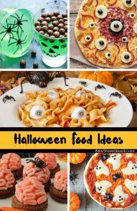Halloween Food and Drink Ideas