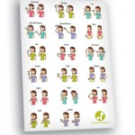Baby Sign Language Wall Chart