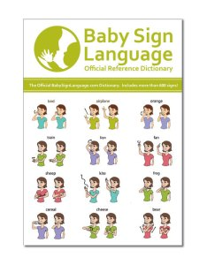Baby sign language dictionary cover also rh babysignlanguage