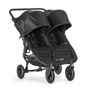 Baby Jogger Double Stroller review