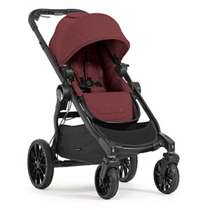 Baby Jogger City Select LUX, Port review