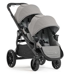 Baby Jogger City Select LUX Slate reivew