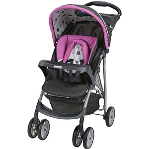 Graco Click Connect Literider Stroller Review