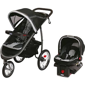 Graco Fastaction Fold Stroller Review