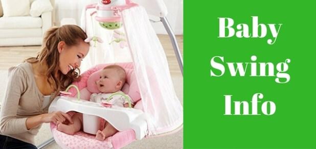 baby swing info