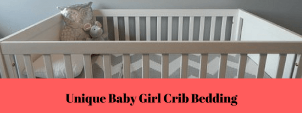 Unique Baby Girl Crib Bedding