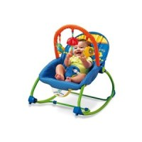 Mattel M7930-0  Fisher-Price Baby Gear 2 in 1 ...