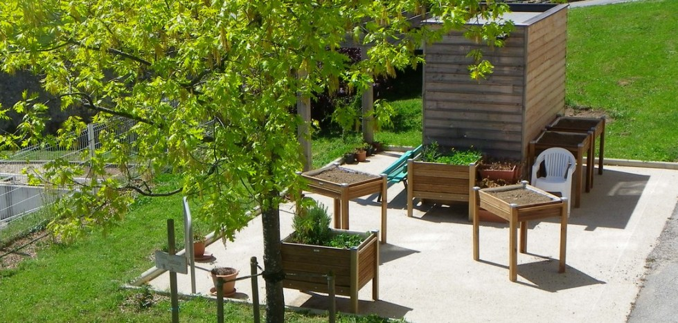 Jardin hortithérapie