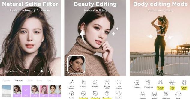 Aplikasi Selfie Candy Camera
