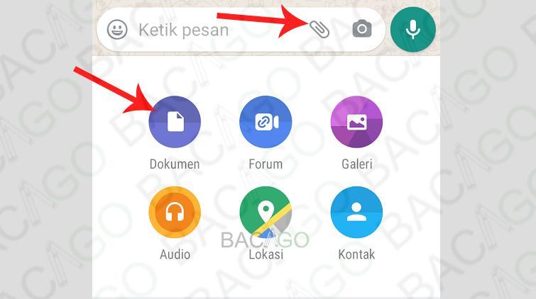 gambar mengirim screenshot panjang chat whatsapp agar tidak pecah