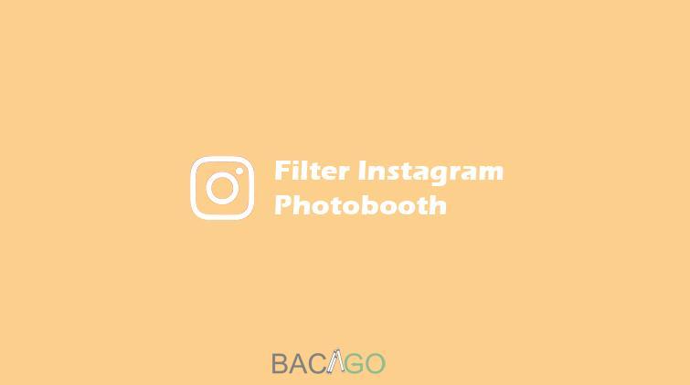 gambar filter instagram photobooth