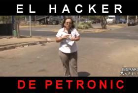 Bismarck Avellán hace suyo a 100% Noticias (El Hacker de Petronic)