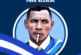 Video de apoyo a Ricardo Mayorga en su carrera política (jóvenes del Reparto Chikx)