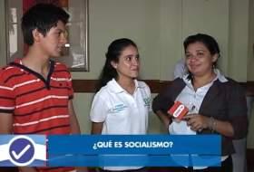 Bacanalnica te aclara qué es ser derecha o de izquierda en Nicaragua (díganme profe)