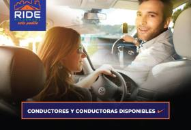Ride Nicaragua, un nuevo servicio de transporte en Managua (no acepta TUC)