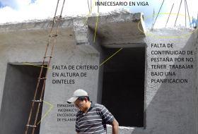 En Nicaragua no hacen falta arquitectos, tenemos maistros de obra #EpicFail