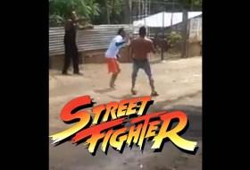 Video de pleito callejero se vuelve viral, sólo porque sale Mayorga
