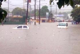 Las fotos y videos más impresionantes de Managua inundada