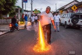 Nicaragua ¿Deberíamos dejar ir esta tradición? Yo digo que sí (vean el video)