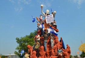Memes, fotos y videos de la 3era gran Marcha Nacional #SOSNicaragua