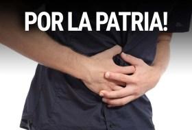Mañana se espera un brote masivo de Diarrea Patriótica en Nicaragua