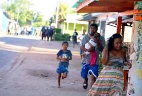 Las últimas Fake News del Gobierno Masacrador: Quemaron Blü y recuperaron Masaya