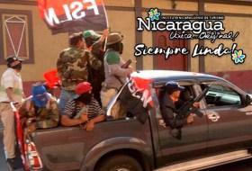 Mensaje para los turistas que quieren venir a Nicaragua: Daniel Ortega mata, secuestra y tortura