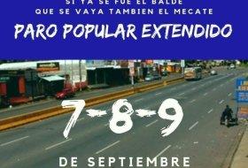 Nicaragua, esto es todo lo que necesitas saber sobre el 3er Paro Nacional
