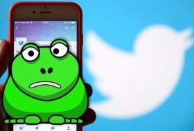 Videos de cómo bloquear más de 800 batracios en Twitter (en menos de 2 minutos) #BlockTheSapo