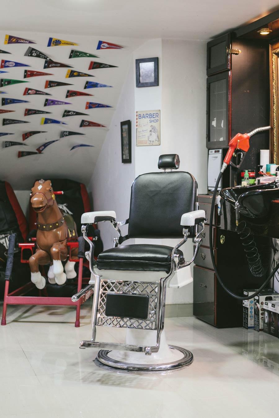 Al interior de las peluqueras con ms onda de Bogot
