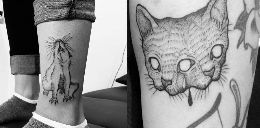 13 Caras Nuevas Del Tatuaje En Bogotá Revista Bacánika