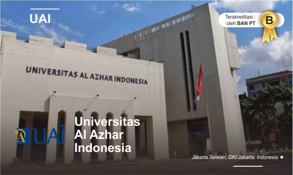 Universitas Al Azhar Indonesia (UAI)