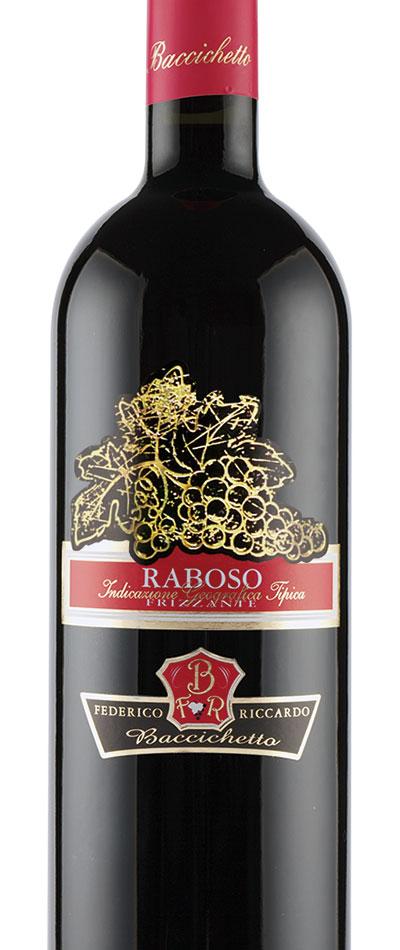 Raboso IGT - Federico e Riccardo Baccichetto - Roncadelle