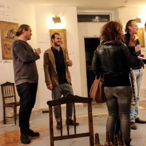 Lisbon art exhibition bacco artolini Tingslisbon