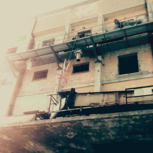 Icaro installazione Ravenna Darsena