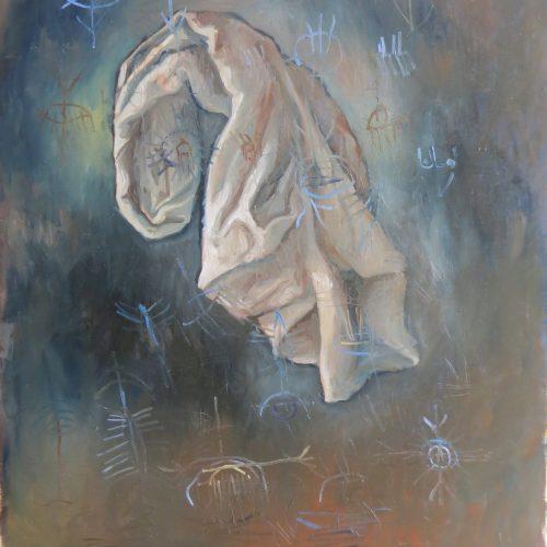 painting Ravenna 2020 Bacco Artolini n 23