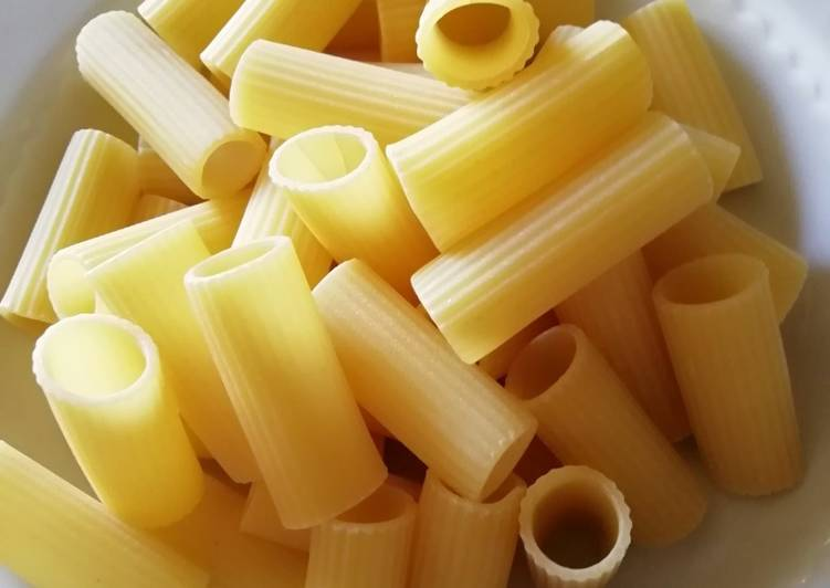 la pasta è il piatto nazionale